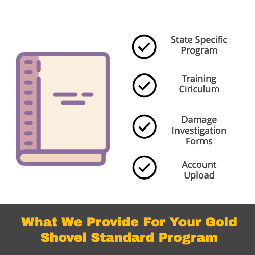 gold Shovel Standard Contents