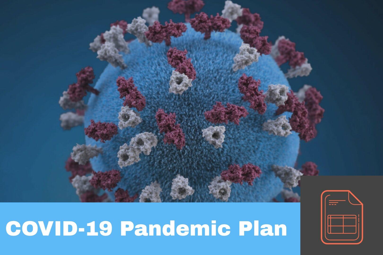covid-19 Pandemic Plan