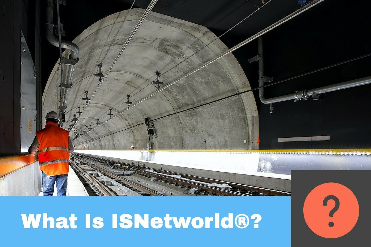 What Is ISNetworld Graphic